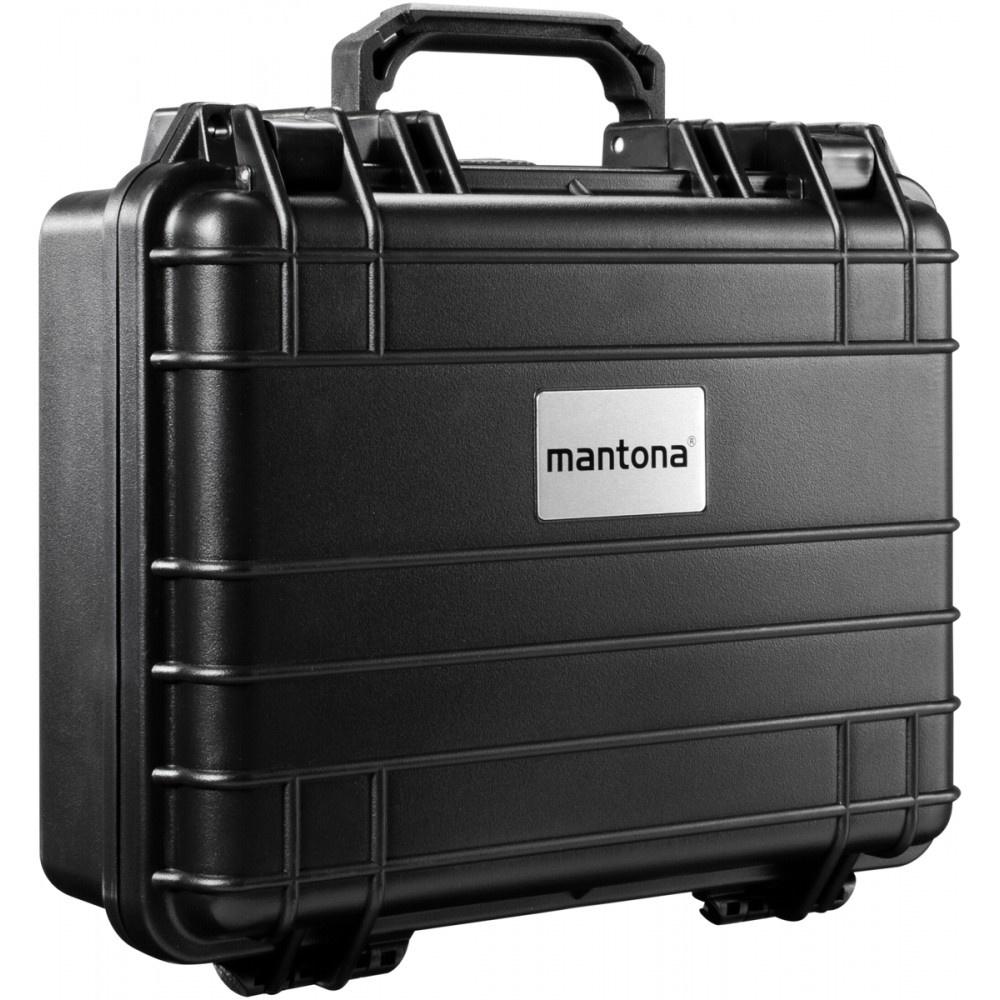 Mantona Outdoor beschermkoffer M
