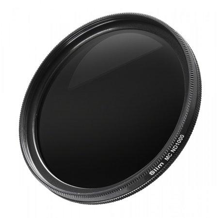 Walimex pro Slim Grijsfilter ND1000 gecoat 58 mm
