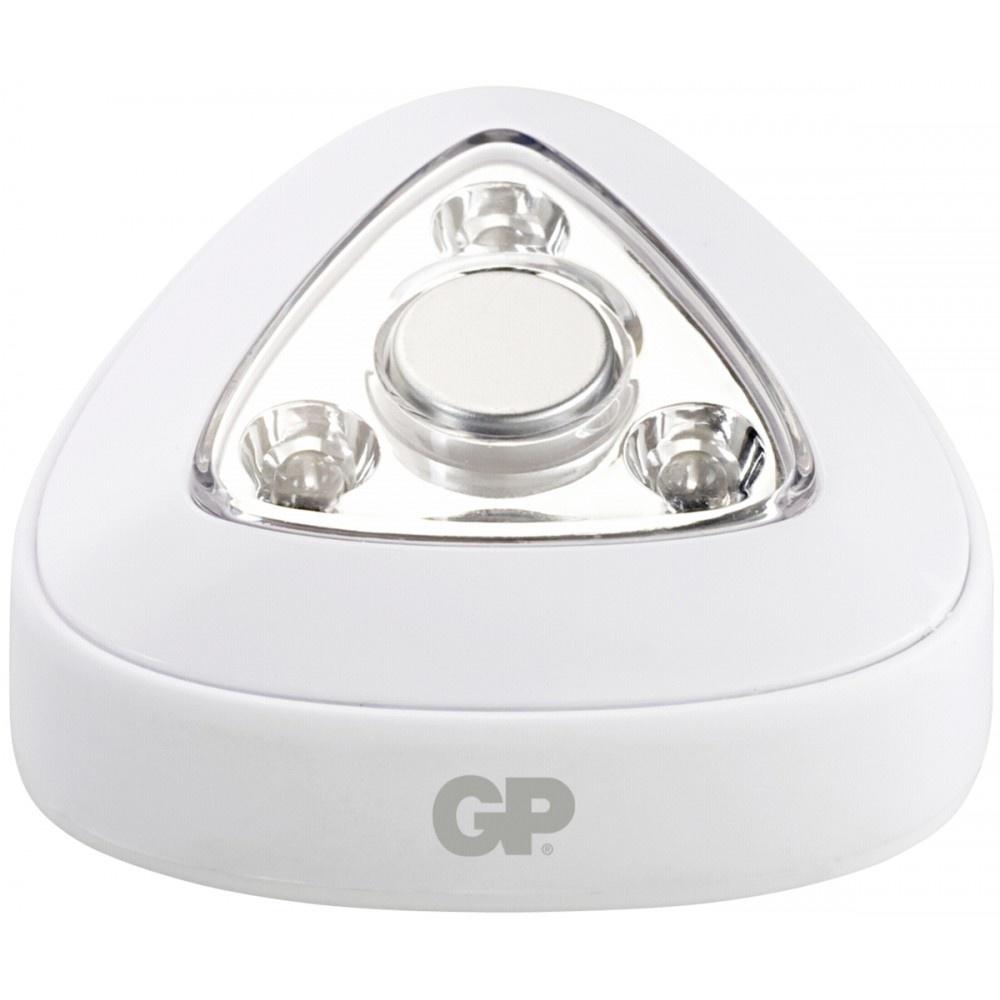 Gp Lighting Pushlight Led Lamp Incl Batterijen Vendo