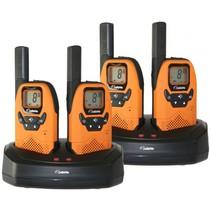 Outdoor 8000 Quad Case PMR-walkie talkie