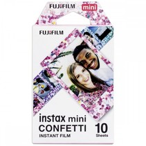instax mini Film confetti