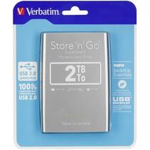 Store n Go 2,5      2TB USB 3.0 zilver