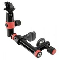 Action klem + Locking Arm met GoPro Adapter