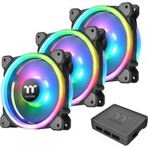 behuizing ventilator Riing Trio 14 RGB 3 pak