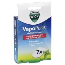 WH 7 classic menthol vapo pads