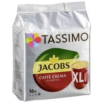 Tassimo Jacobs Caffe Crema XL 16 capsules T-Disc
