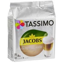 Jacobs Latte Macchiato Classico 8 capsules T-Disc