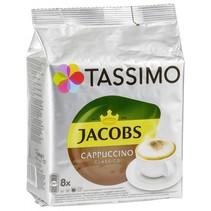 Jacobs Cappuccino Classico 8 capsules T-Disc