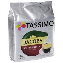 Jacobs Caffe Crema Classico 16 capsules T-Disc