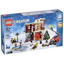 Creator 10263 winterdorp brandweerkazerne