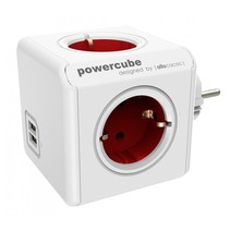 PowerCube Original USB rood Type F voor Extended Cubes
