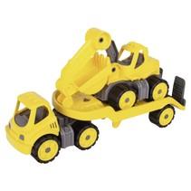 Power Worker Mini Transporter + Bagger