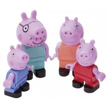 Play Bloxx Peppa Pig Peppa's Family