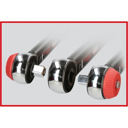 KS Tools 1/2  ERGOTORQUE 20-10Nm Ratschen-Drehmomentschlüssel