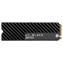 Black SSD  500GB met Heatsink WDBGMP5000ANC-WRSN
