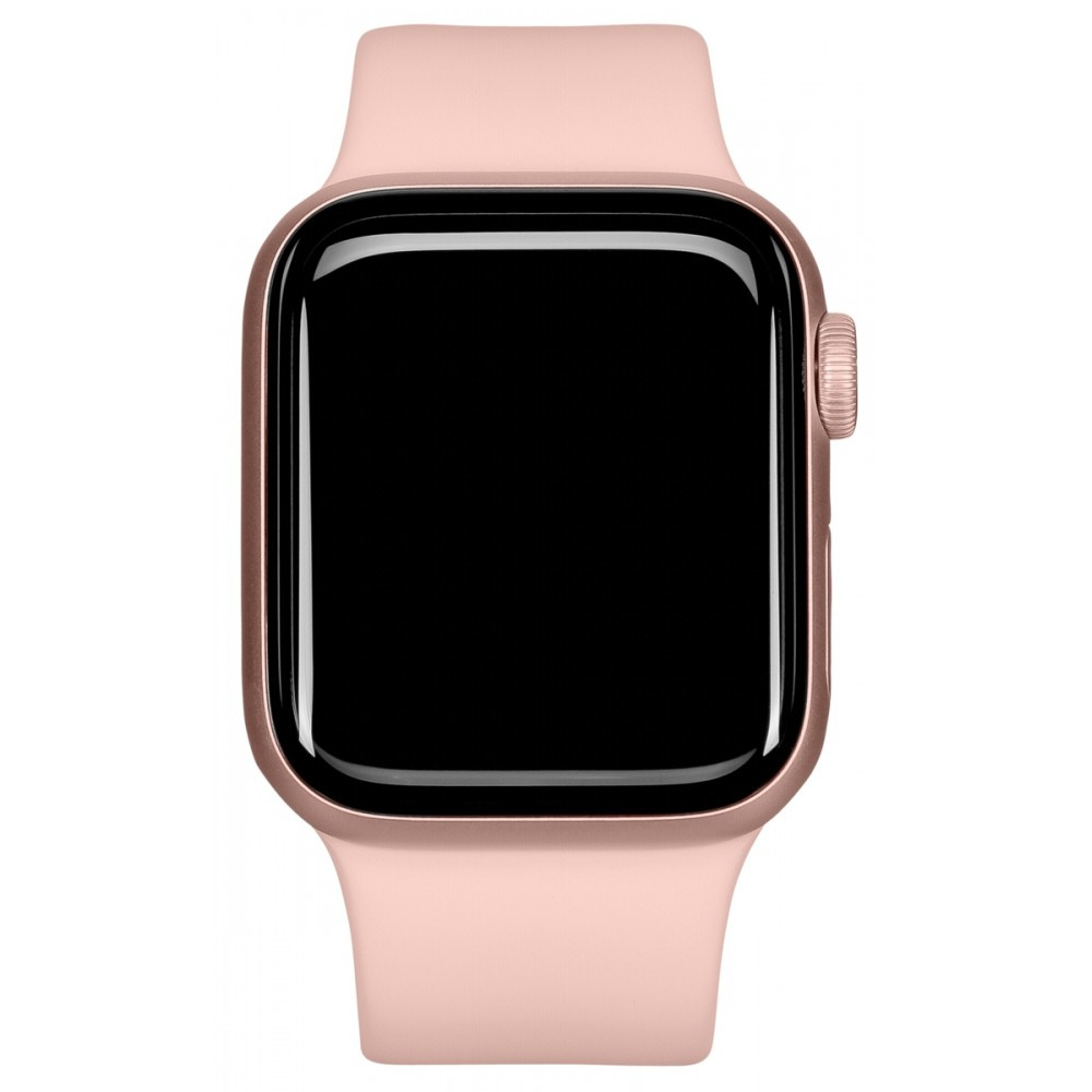 Afbeelding van Apple Watch Series 5 GPS 40mm Alu Case Gold Pink Sport Band