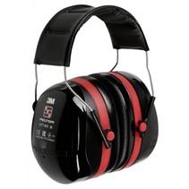 Optime III H540A gehoorbescherming 35 dB zwart