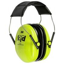 Kid Kapseloorbescherming KIDV 27 dB neon groen