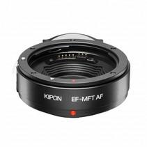 AF adapter voor Canon EF op MFT met support