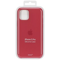 iPhone 11 Pro siliconen case (PRODUCT)rood
