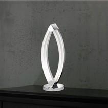 wofi led tafellamp vannes 10,5w vast ingebouwd 680lm