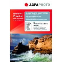 premium photo glossy paper 240 g 10x15 cm 100 vel