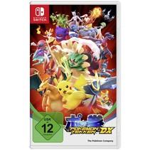 switch pokemon tekken dx