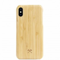 slim case iphone x bamboe