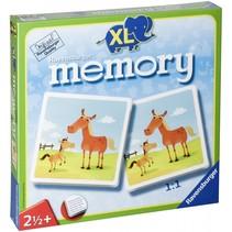 mijn eerste xl memory dieren
