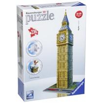 big ben 3d puzzel-gebouw