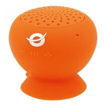 wireless waterproof suction speaker oranje