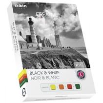 u400-03 black & white kit incl. 4 filters