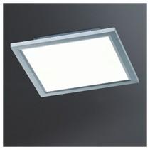 wofi led plafondlamp liv 24w vast ingebouwd 1500lm dimb.