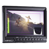 pro full hd monitor director iii 17,8cm (7 )