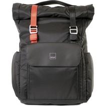 north point venturer backpack zwart oranje
