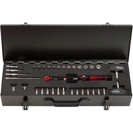 KS Tools 1/4 ergotorque momentsleutel-gereedschapset