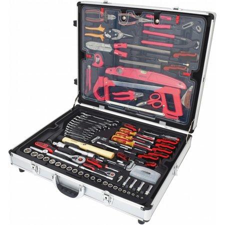 KS Tools 1/4 +1/2 gereedschapset 135-dlg