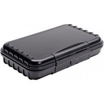 b&w outdoor case type 200 zwart met schuiminleg