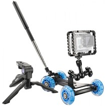 pro dolly action set voor gopro