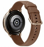 Samsung galaxy watch active2 stainless steel 44mm lte gold