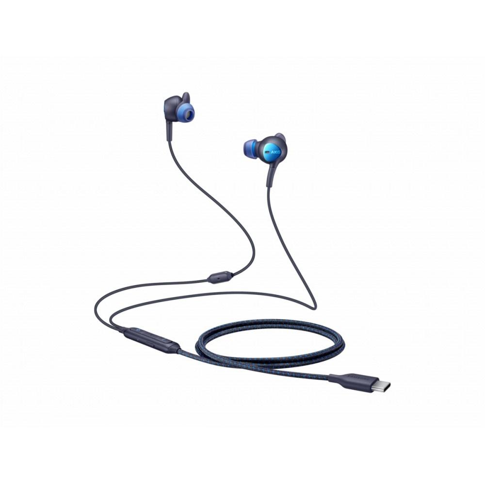 Samsung anc type - c earphones zwart