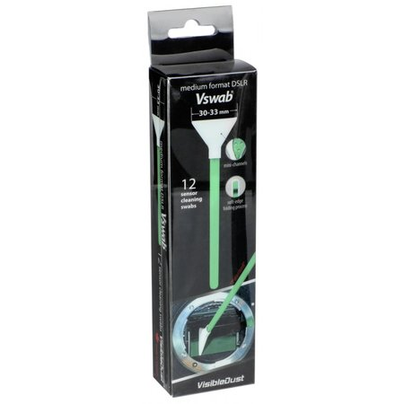 Visible Dust swabs middenformaat 30-33mm
