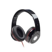 headset 'detroit' zwart