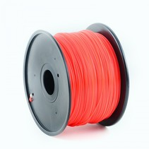abs filament rood, 1.75 mm, 1 kg