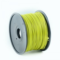 pla plastic filament voor 3d printers, 3 mm diameter, olijf