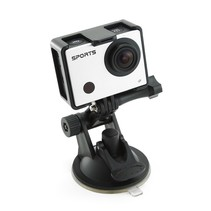 full hd wifi action camera met waterdichte behuizing