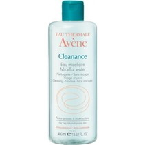 cleanance micellar water 400ml