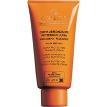 ultra protection tanning cream spf 30 150ml