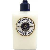 shea butter ultra rich shower cream 250ml