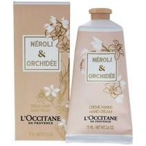 neroli & orchidee hand cream 75ml